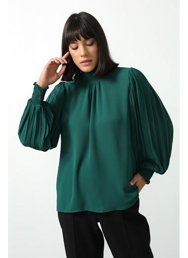 Gusto Bluz Yeşil